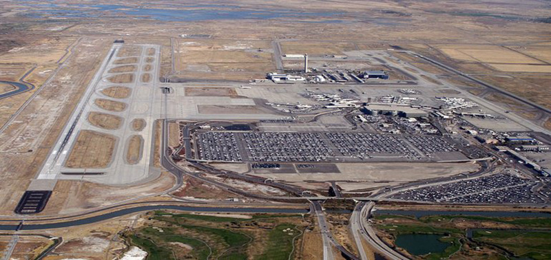 Topcor America, Salt Lake City Airport Project